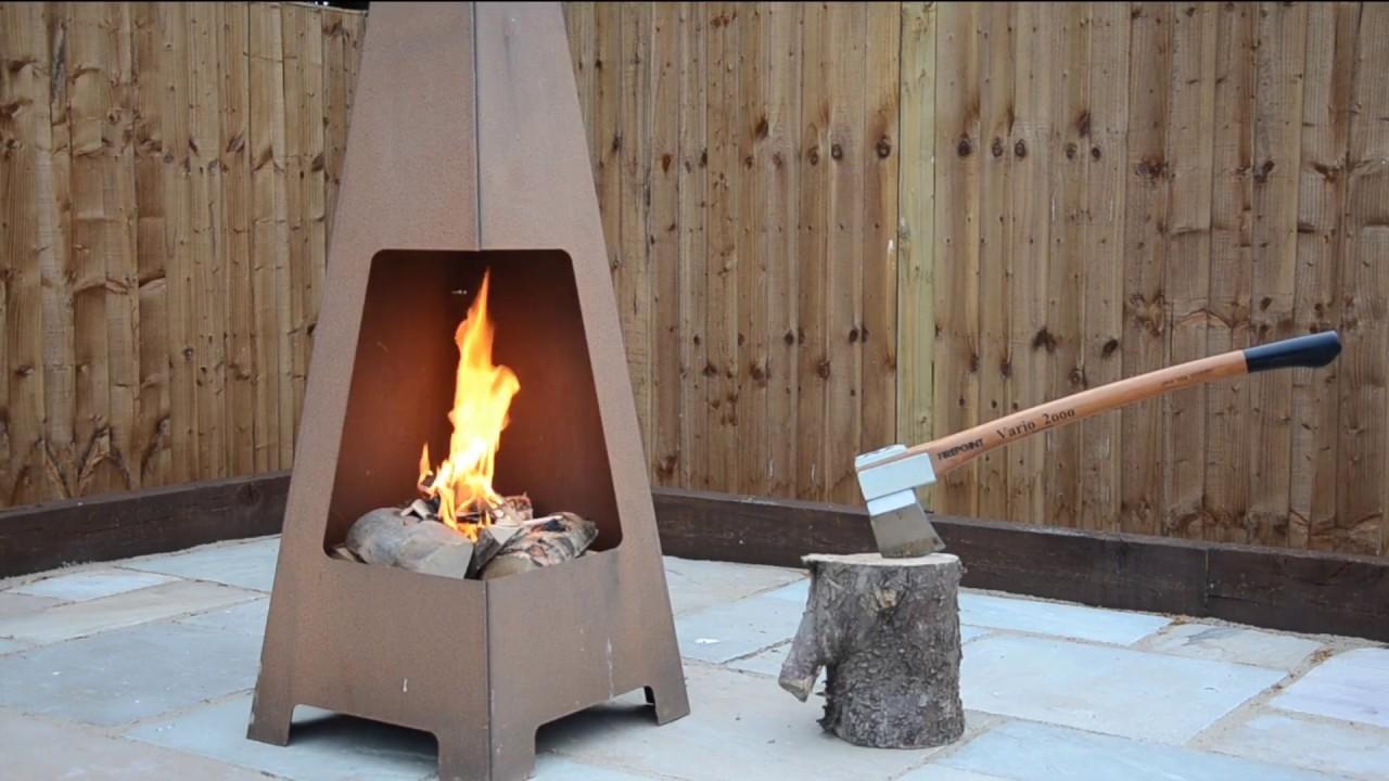 Jotul Terrazza Outdoor Chimenea Fireplace Products