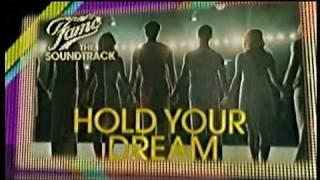 Fame THE SOUNDTRACK Promo