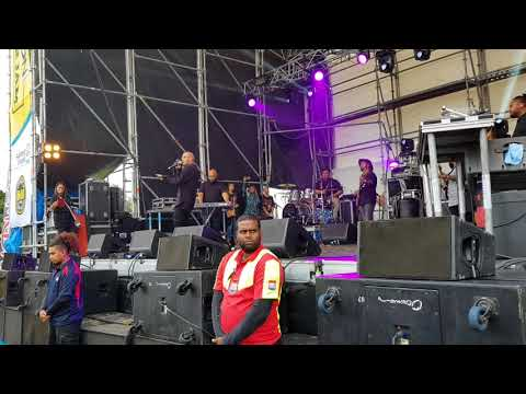 Stan Walker - LIVE @ Manukau Sports Bowl - Mai fm