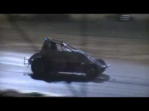 9 10 16 Sunset Speedway Wingless Sprint Series Main