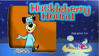 (ALL) Boomerang Huckleberry Hound Bumpers (Instrumental) (April 2000)