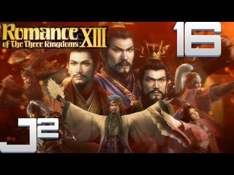 Romance Of The Three Kingdoms 13 Gameplay - Attraction to Wealth - Part 16