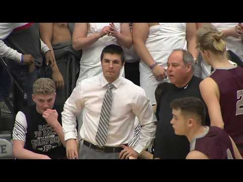 15th Boys - Pikeville vs. Paintsville High School  (March 1, 2019)