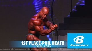 2014 Olympia Webcast Highlights Reel - Bodybuilding.com