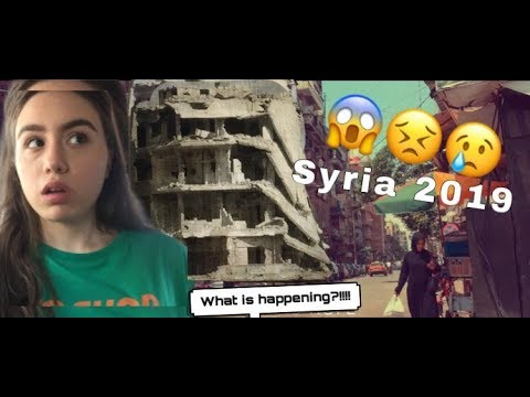 Going to SYRIA