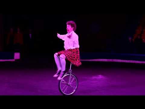 Clown Sancho Panzo Irish Dance