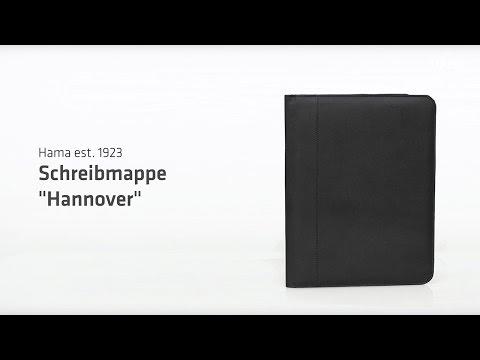 """Hama est. 1923 Schreibmappe """"Hannover"""""""