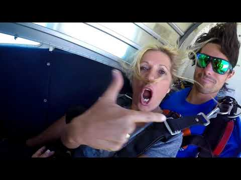 Angelina  Climie sky dive  2017  Oceanside