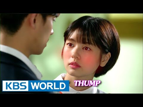 """[1Click Drama] Somin, """"Don't beat out of my chest heart!"""" (My father is strange Part.11)"""