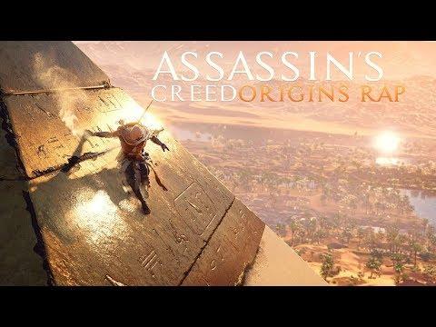 🎶 Rap o Assassins Creed: Origins - To my Assasyni