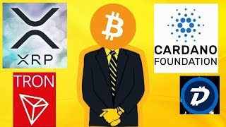 Live Bitcoin XRP Ethereum Cardano TRX LTC XLM Cryptocurrencies Podcast