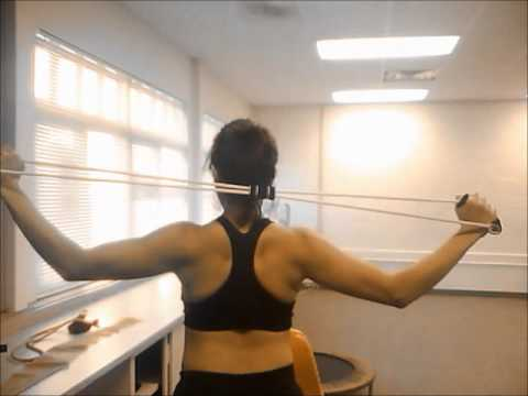 Alternative for P90x Pullups Chinups with Resistance Band or Tube