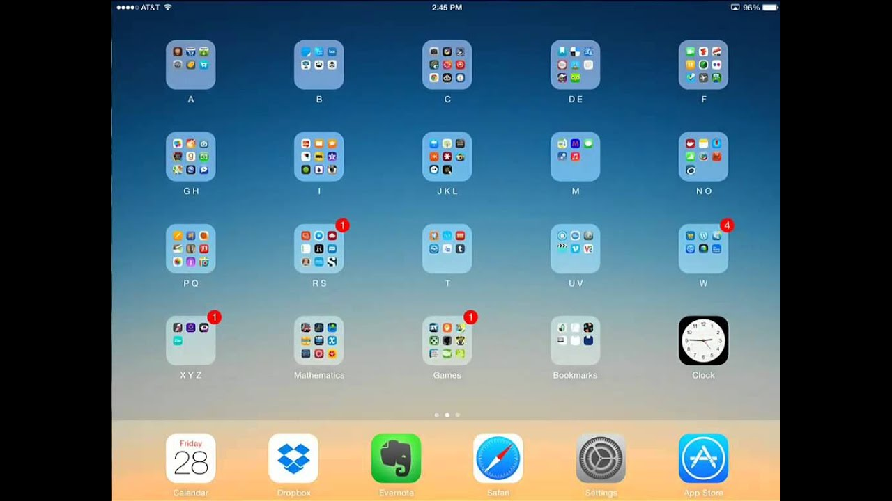 How to Upload your Photos and Videos to Dropbox on the iPad - YouTube