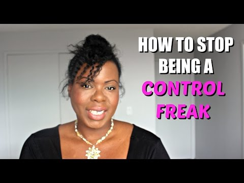 🌸 How To Stop Being A Control Freak | Self Love Master Class #84 #SelfLove