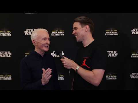 Anthony Daniels, is it really ...