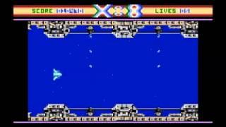 Spielevorstellung: X-8 für Atari 800 XL