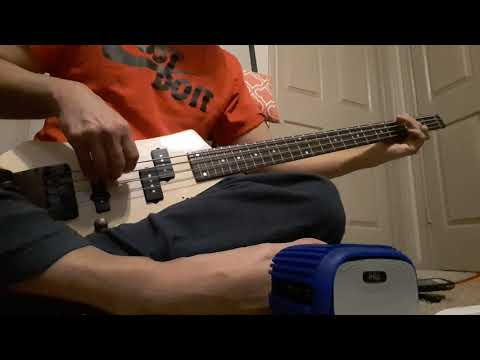 MIDLAND – Drinking Problems (Bass Cover)