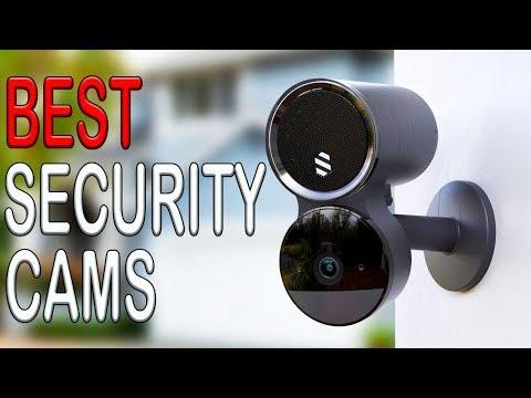 5 Best Wireless Outdoor Security Cameras in 2019