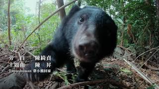 《黑熊來了》10秒短版電影預告 12/13 尋找山的靈魂
