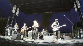 SundayGirl (Blondie tribute) - X Offender - live at Great Neck Music Festival