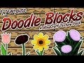 Doodle Blocks - HD Cartoon Pack