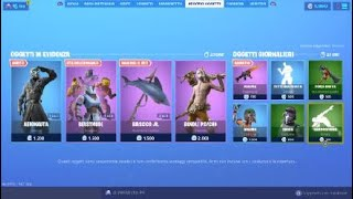 SHOP FORTNITE ITA NUOVA SKIN AERONAUTA!! SULLO SHOP DI OGGI 10 SETTEMBRE ITEM SHOP TODAY BATTLE ROYA