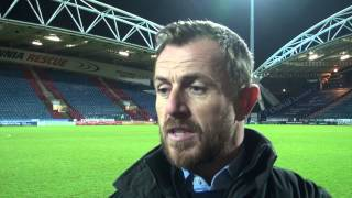Rowett On Huddersfield Win | Huddersfield Town 0-1 Birmingham City