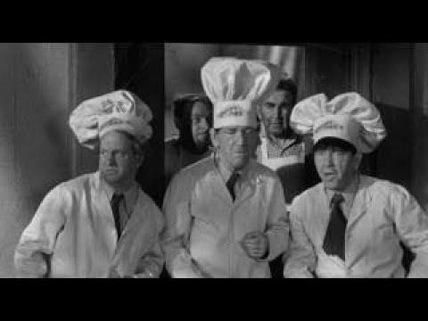The Three Stooges 148 Spooks! 1953 Shemp, Larry, Moe