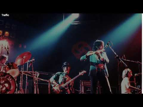Traffic - Many a Mile to Freedom (Live 1972, Santa Monica Civic Auditorium, Feb 1)