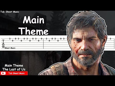 The Last of Us - Main Theme Guitar Tutorial