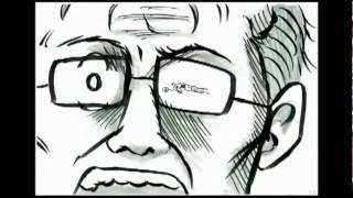 [The Pendulum] Japanese Animation by Tekken