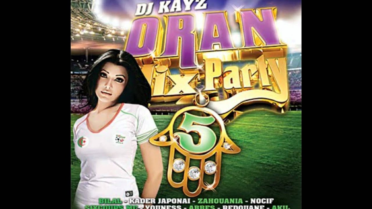 dj kayz oran mix party 3 a