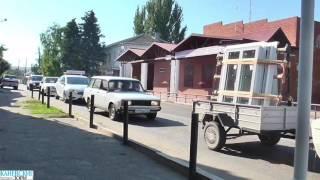 Новая дорожная разметка в Каневской вызывает нарекания у автомобилистов