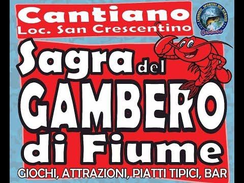 GAMBERO SAN CRESCENTINO 2018