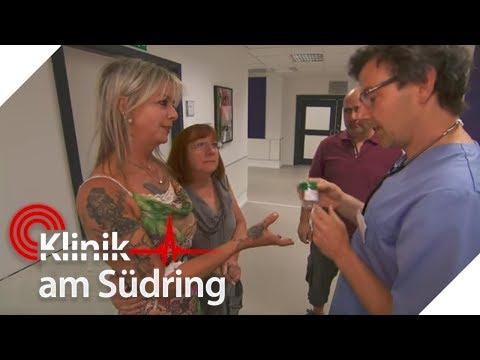 Hilfe, Herr Doktor! Ich flirte zu viel!  | Klinik am Südring | SAT.1 TV