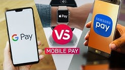 Apple Pay vs. Samsung Pay vs. Google Pay: Which is best?