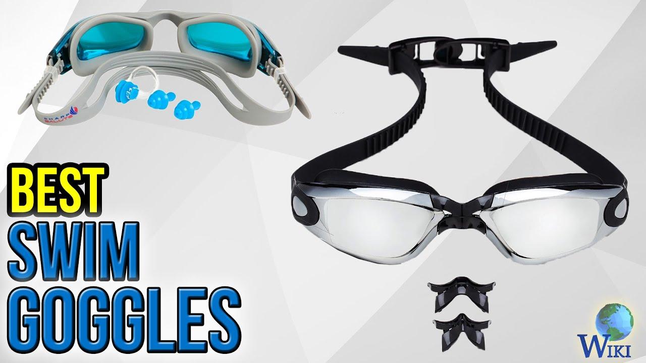 dd25eeb55f 10 Best Swim Goggles 2017 - YouTube