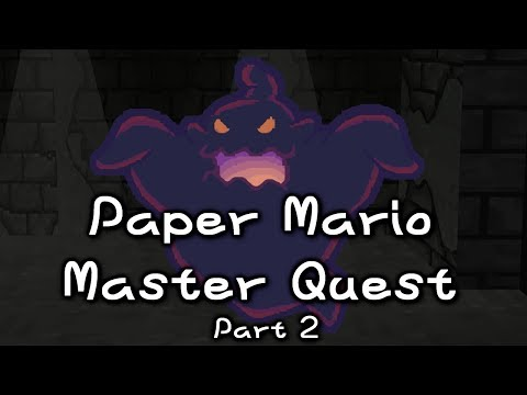 Paper Mario Master Quest: The Most Powerful Bosses
