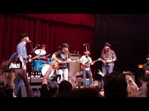 """Throwback To Cody Jinks, Colter Wall & Ward Davis Teaming Up For """"Whiskey Bent And Hell Bound"""""""