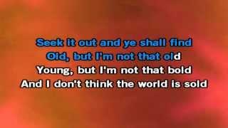 OneRepublic - Counting Stars Karaoke