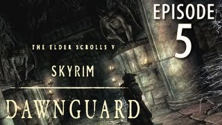 Skyrim: Dawnguard Walkthrough in 1080p, Part 5: The Awakening of Serana (in 1080p HD)