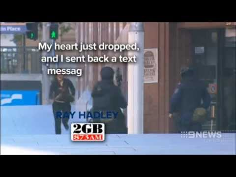 Nine News Sydney: Sydney Siege (15/12/2014)