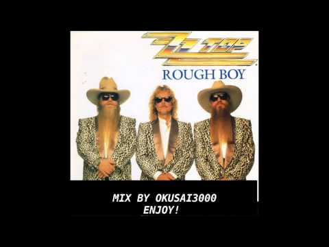 Rough Boy (REAL Backing Track with VOICE ) - ZZ...