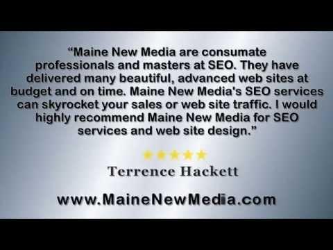Maine New Media | 5 Star Reviews | 207-229-0229