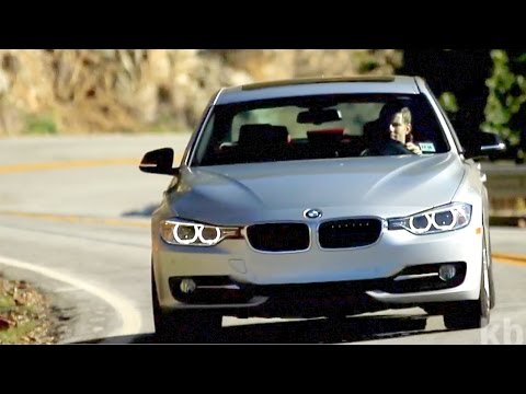 2012 BMW 3 Series Video Review - Kelley Blue Book