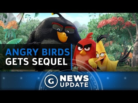 Angry Birds Movie Sequel on the Way - GS News Update