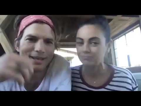 Mila Kunis and Ashton Kutcher surprise the Netflix cast of Cheer on zoom!