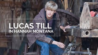 lucas till in hannah montana - the movie