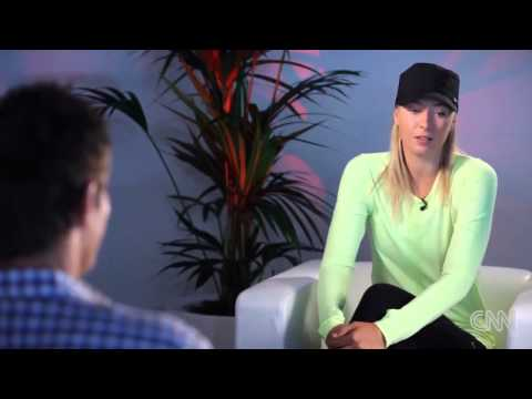 Maria Sharapova Wimbledon triumph