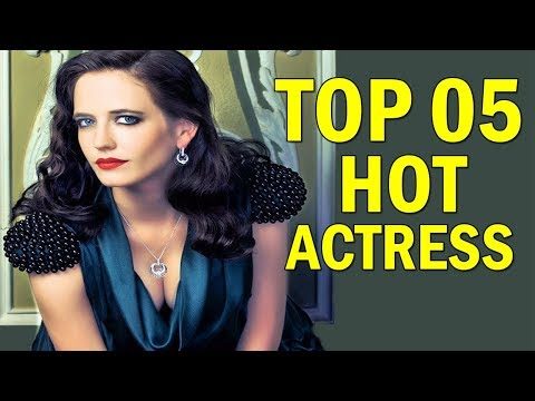 Hollywood top 05 hot actress 2018 || S/A MEDIA LTD